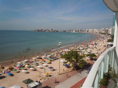 Photo for Luxury apt in front of the beach with 4 bedrooms 3 bedrooms and 2 parking spaces