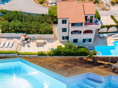 Photo for House with pool and seaview - for up to 10 people