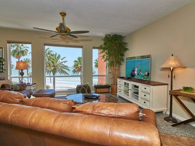 Photo for SUMMER SPECIALS 2019 - LUXURY  Gulf Front Condo with 3 pools, 3 Hot Tubs, Fitness center and free wifi