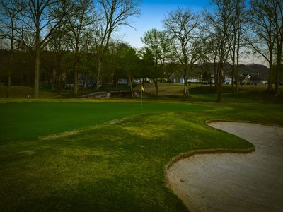 Photo for Special Low Rates!!! Golfers' Paradise: Lg Term Corp. Rental on  Golf Course