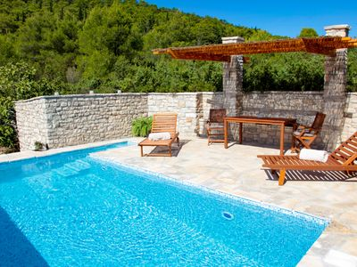 Photo for Fig Tree Villa   -  A traditional stone villa set in an olive grove