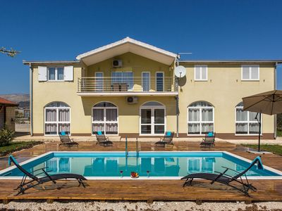 Photo for Luxury Villa Alessandra comfortably fits 16 guests and more. Privacy guaranteed.