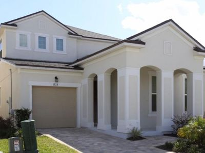 Photo for SOLARA RESORT 4 BED/3.5 BATH  single house! JUST 5 MILES FROM DISNEY WORLD!