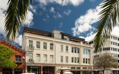 Photo for Cuba Street - Luxury 2 Bedroom Inner City Penthouse