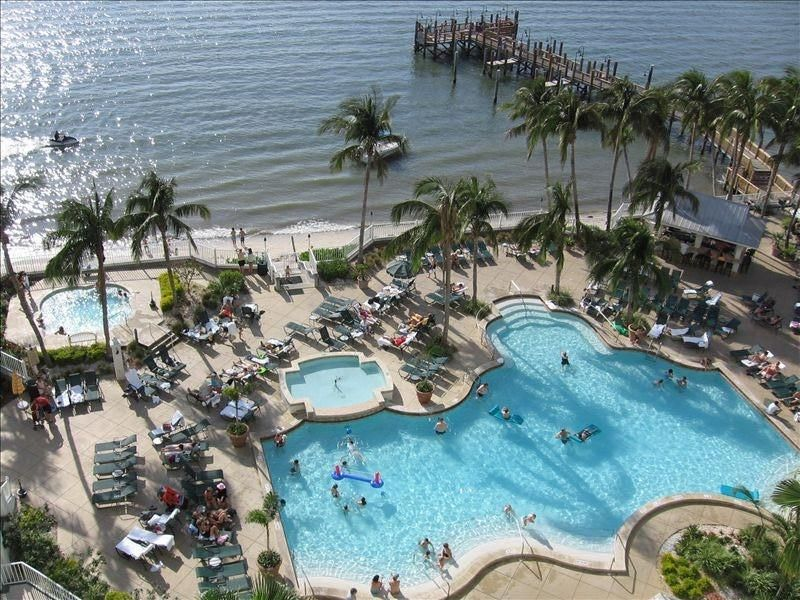 Sanibel Island Luxury Resort: Sanibel Harbour Marriott Resort Condo With ...