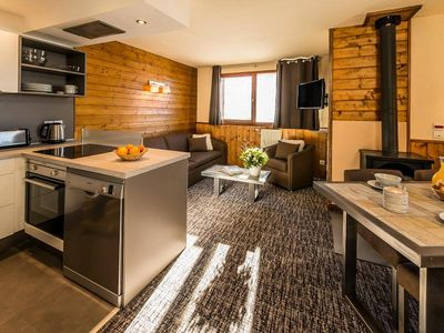 Photo for Chalet Val 2400 **** - 4 Rooms 6/8 People Comfort