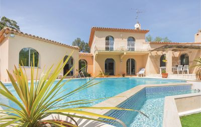 Photo for 4 bedroom accommodation in Saint Raphael
