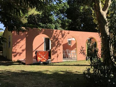Photo for Camping Le Méditerranée ***** - 3-room gîte 4 People Essential