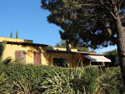 Photo for Villa in Rayol-Canadel-sur-Mer