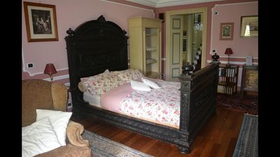 Photo for Pink room in Villa Mirano Bed and BreakFast Piossasco - Turin - Piedmont