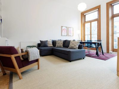 Photo for 2 bedroom apt in Earl's Court 4 min walk from tube