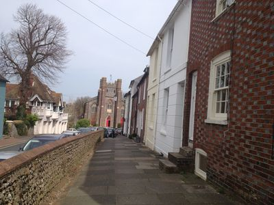 Photo for Victorian townhouse in the heart of historic Lewes, close to the Norman Castle.