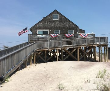Photo for Robbins Rest, Fire Island, NY - Oceanfront Home
