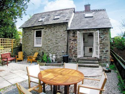 Photo for 1BR Cottage Vacation Rental in Fowey, South Cornwall