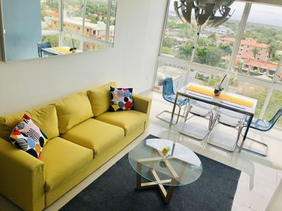 Photo for Gorgeous New Bright and Modern 2 Level Ocean View Penthouse