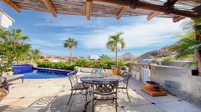 Photo for Spanish Villa with Large Pool Patio, Jacuzzi & Walking Distance to Downtown