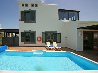 Photo for Beautiful villa with private pool and wifi