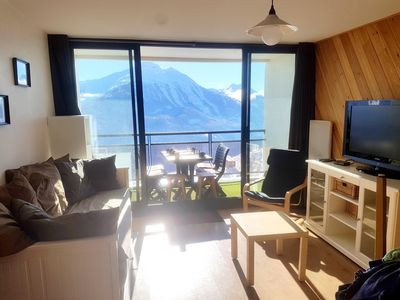 Photo for Beautiful apt with mountain view