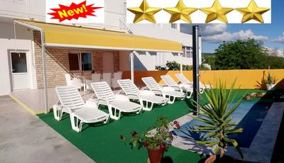 Photo for Apartman Andy 4* - 140m2 IN and 130m2 Out , 6+2 persons