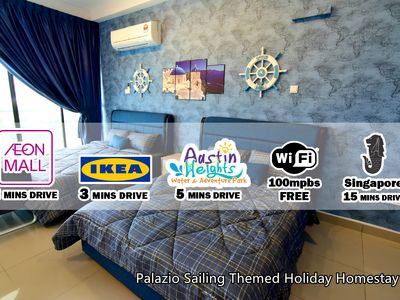 Photo for Palazio Sailing Themed Holiday Homestay