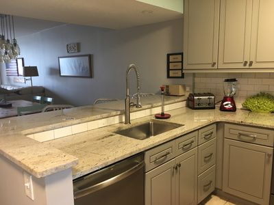 Photo for Eclectic-2017 Remodeled!  Family Friendly - 1st Floor -gulf, pool & sunset view