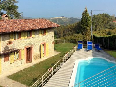 Photo for Vacation home Cascina Ciabot  in Mango, Piedmont - 8 persons, 4 bedrooms