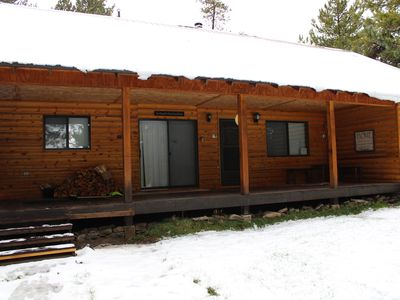Photo for Fantastic Location.  Free WIFI. Excellent for Snowmobiling.