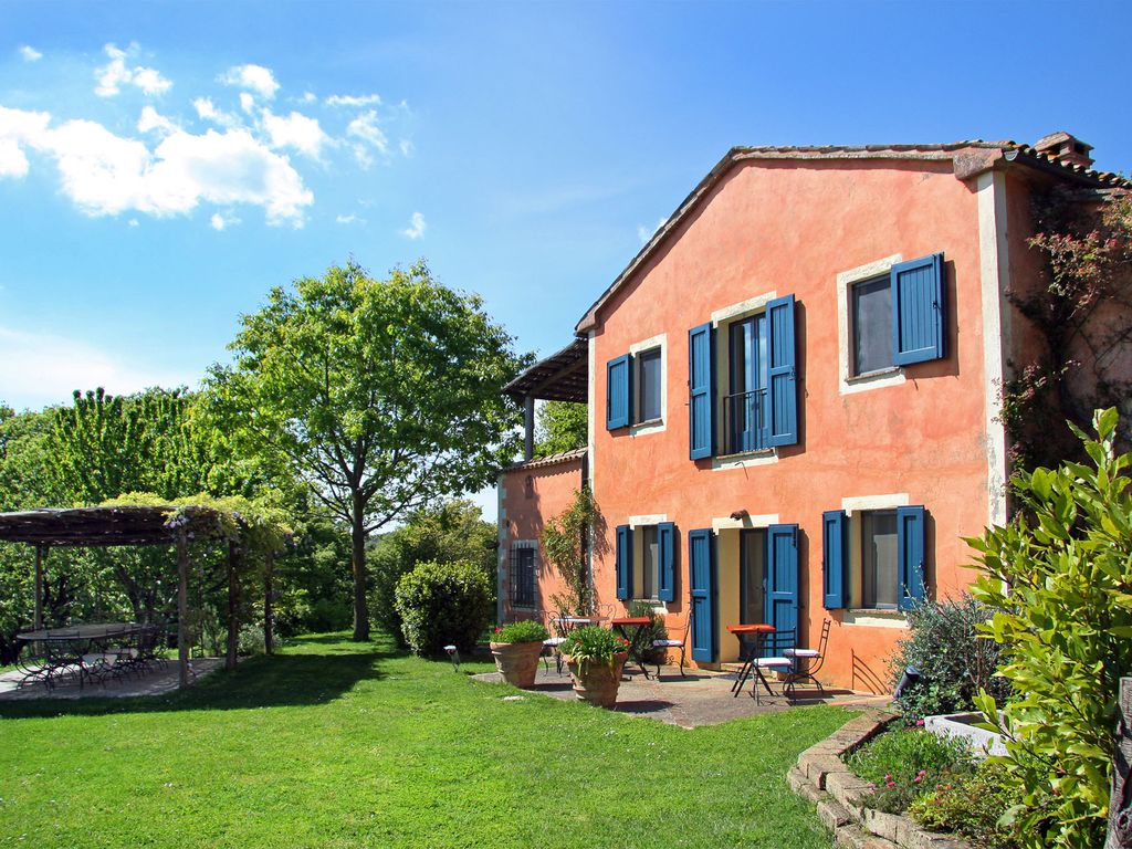 Villa La Vetrichina offers a lovely terrace,... - HomeAway San ...