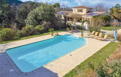Photo for 4 bedroom accommodation in Malaucène