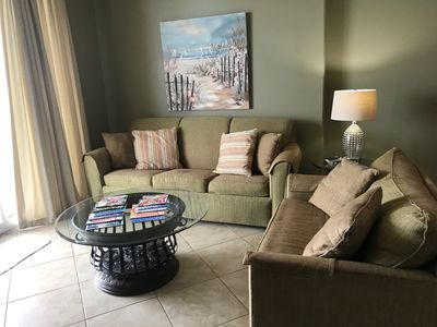 Photo for NEW LISTING! Beach chair service included!