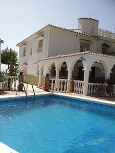 Photo for 4BR Villa Vacation Rental in Nerja, Malaga