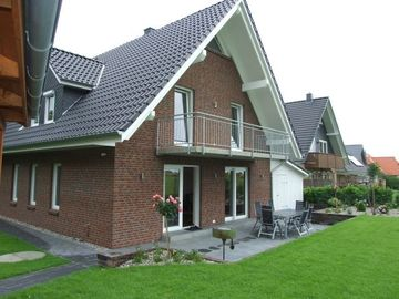 luxurious house built in 2011, 200 meters to the Baltic Sea