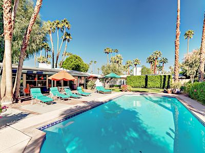 Pool - Welcome to Palm Springs! This house is professionally managed by TurnKey Vacation Rentals.