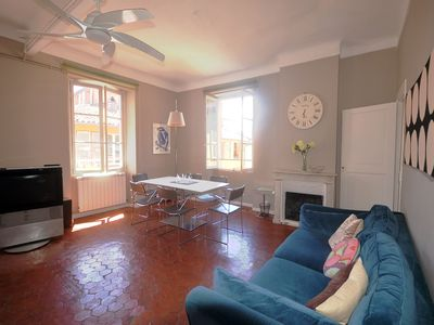 Photo for Heart of Old Town - Rue Ste Reparate - sleeps 6 guests  in 2 bedrooms