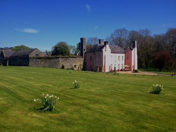 1600 Fortified Jacobean Manor on secluded estate a perfect place to see Ireland.