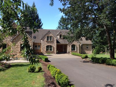 Photo for Large Family Executive Home on Private Acreage