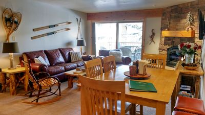 Photo for BC West #M3: Premium 2BR Condo w/ Skier Shuttle, Heated Pool, Hot Tubs