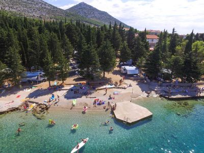 Photo for Apartment Sanja in Starigrad-Paklenica - 4 persons, 1 bedrooms