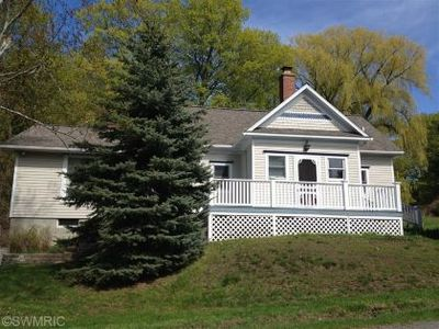 Photo for Remodeled School house Near Lake Michigan, 3Br, 2Ba, Quiet paved Road, Sleeps 9