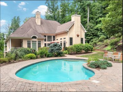 Photo for Safe Family Getaway! Enjoy a private vacation in the Mountains of AVL. 24 + pool
