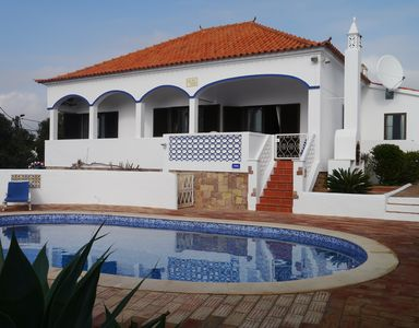 Photo for Traditional 4 Bedroom Detached Villa with Private Pool and Beautiful Sea Views
