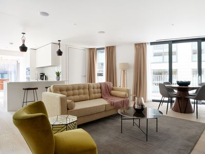 Photo for Sonder | Southwark Residence | Luxe 2BR + Balcony