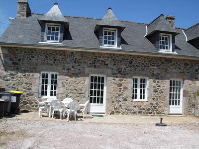Photo for BEAUTIFUL NEW STONE HOUSE