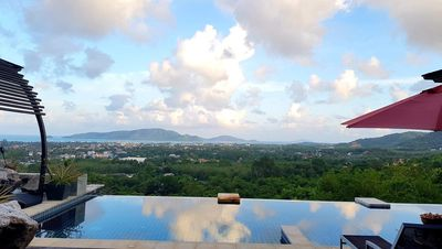 Photo for Sunrise Villa Overlooking Chalong Bay & the Islands