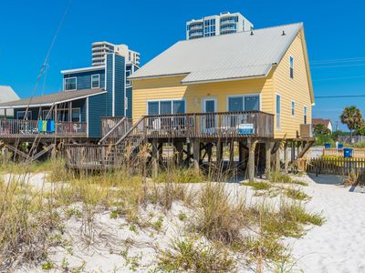 Photo for Beachfront Home, Up to $100 discount pass included!