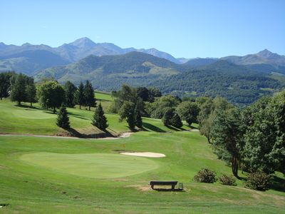 Photo for Apartment for skiers or curists golfers at the foot of the Pyrenees