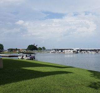 Photo for Stunning Lake Conroe Get Away right at the waters edge!