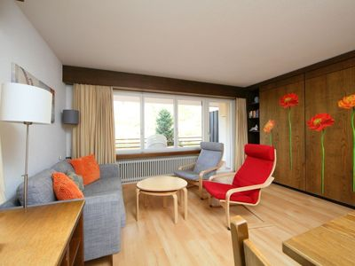 Photo for Apartment in the center of Leukerbad with Internet, Lift, Parking, Balcony (46151)