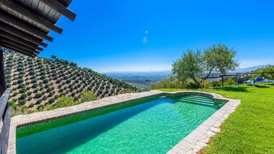 Photo for Fabulous holiday home with spectacular views - privacy guarantee