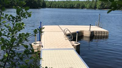Photo for Private Peninsula sleeps 10+ on Sebago Lake!